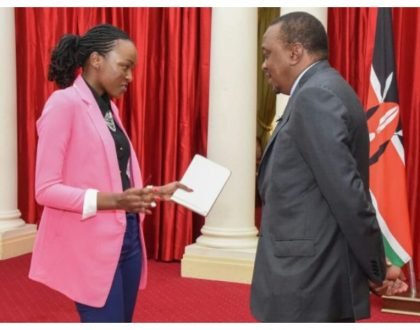 Another Citizen TV journalist quits to join Kanze Dena at State House