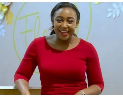 Betty Kyalo reveals the man who helped her build Flair by Betty