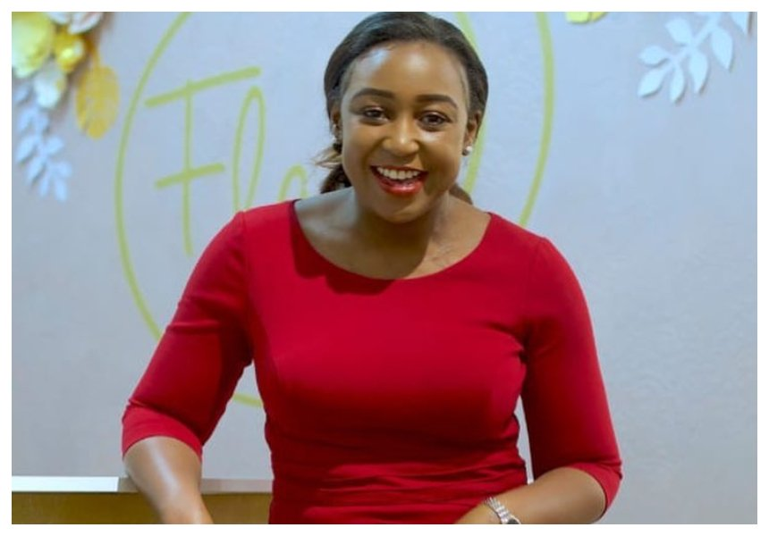 Betty Kyallo finally reveals the TV station that she has joined after quitting KTN