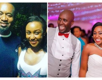 """Joho even contributed towards their wedding"" Why Dennis Okari is to be blamed for introducing Betty Kyallo to Joho"