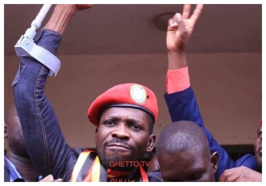 """""""They pulled my manhood and squeezed my testicles while punching me with objects,"""" Bobi Wine narrates what exactly happened"""