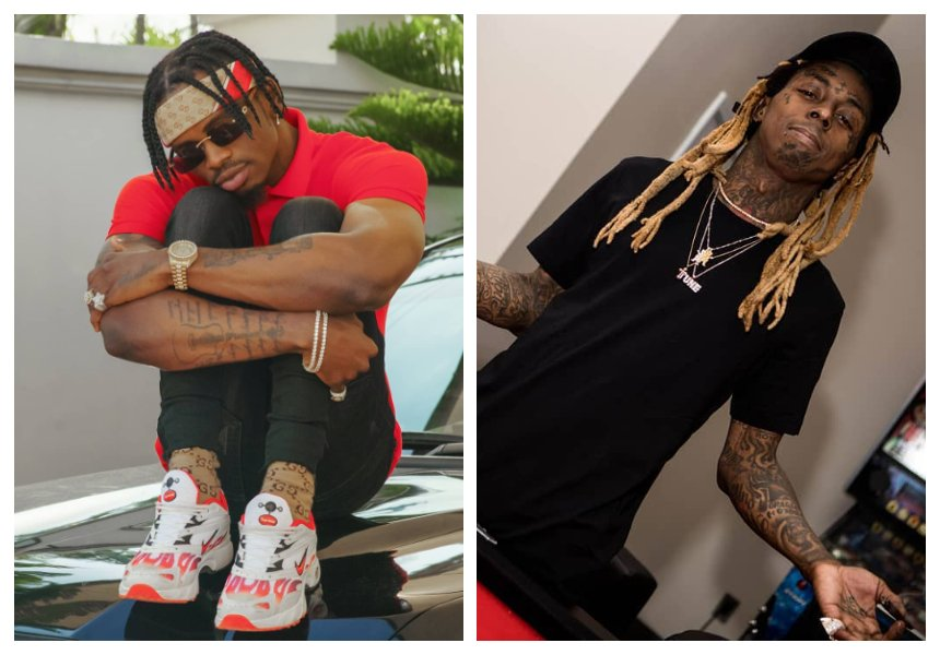 After Ne-Yo, Rick Ross and Omarion now Weezy! Diamond Platnumz features Lil Wayne in new song