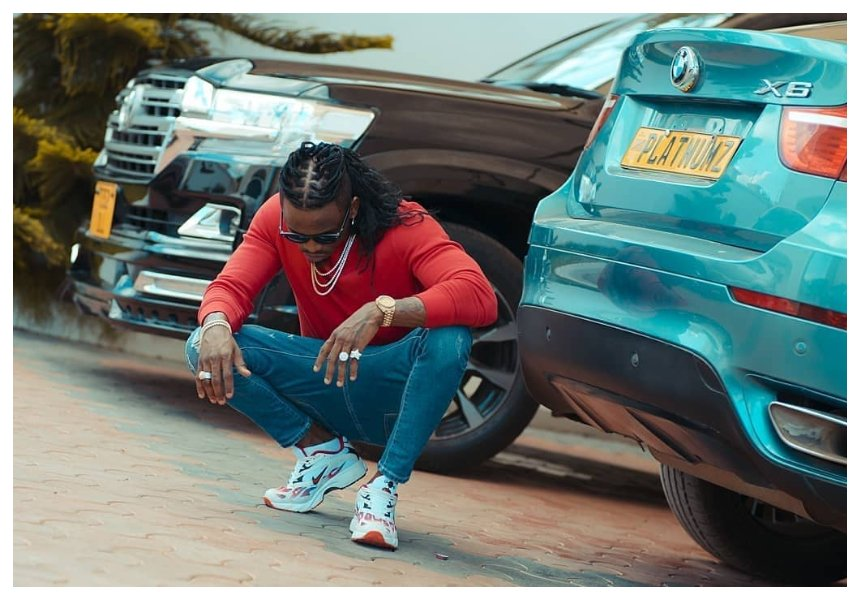 On to the next? Diamond Platnumz sparks new rumors after spotted with 'yellow-yellow' unknown lady