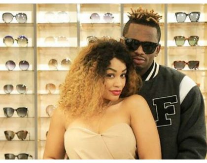 """I adore you more than a blood sibling"" Diamond pours out his heart to Zari Hassan"