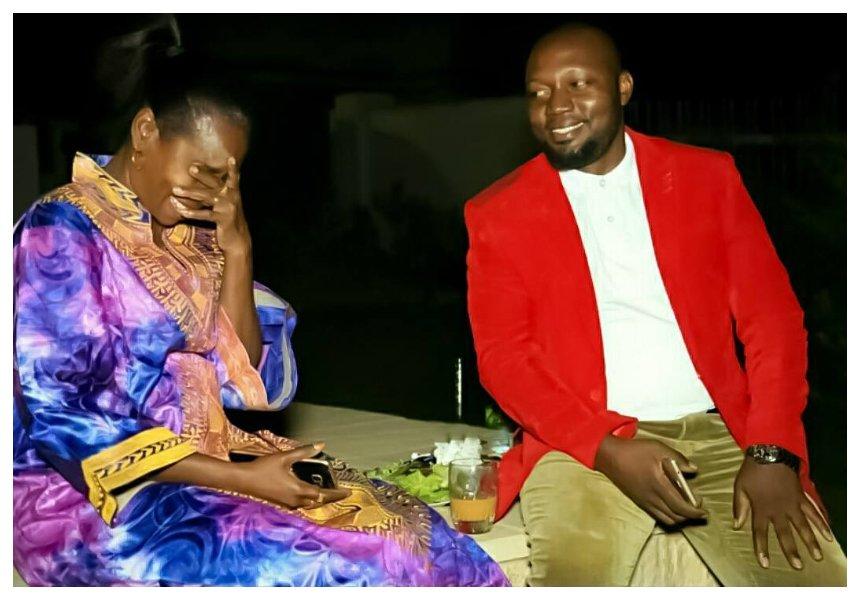 """Nina mtoto Kenya na nina mtoto Tanzania"" Diamond Platnumz's step father opens up about his biological children"