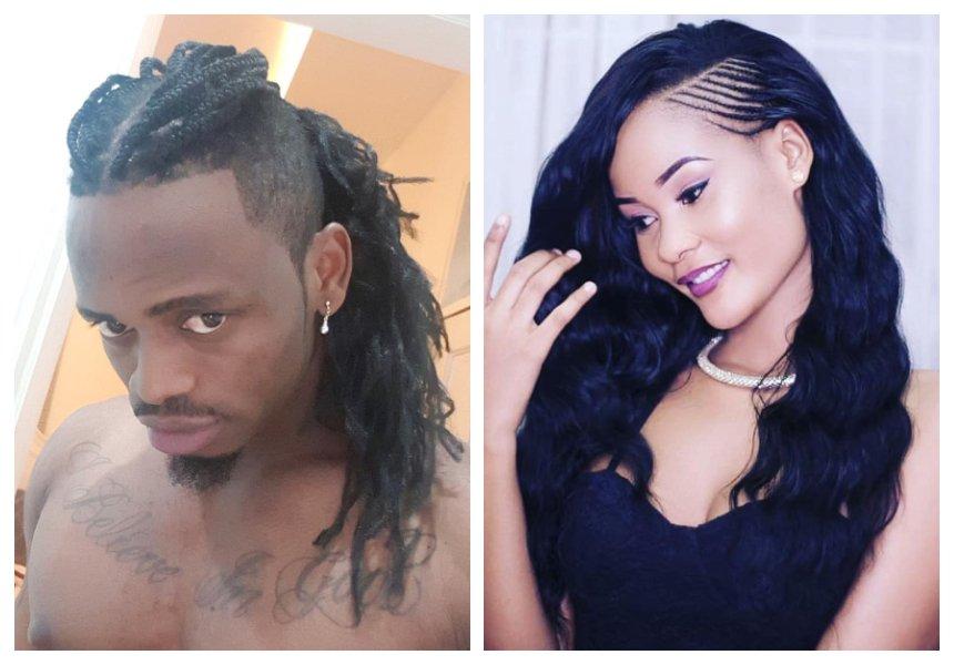 Hamisa Mobetto gave Diamonds her braids? Diamond's new hairstyle raises eyebrows (Photos)