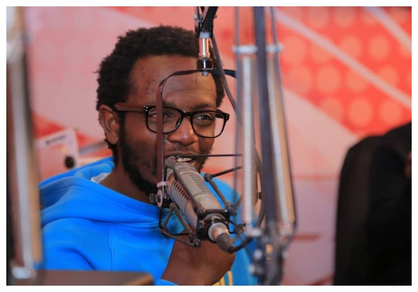 Professor Hamo fights off competition from other comedians to replace Jalang'o on Hot 96