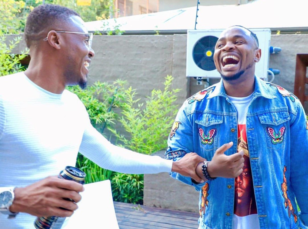 Alikiba message to Ommy Dimpoz as he turns a year older
