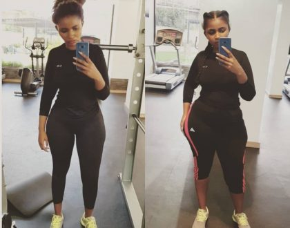 """Weight gain has really brought my self-esteem down"" reveals Anerlisa Muigai"