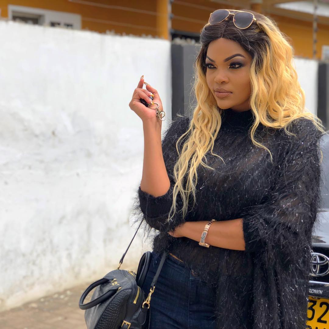 """""""There will always be one Tanzanian sweetheart"""" Wema Sepetu tells off Hamisa Mobetto"""