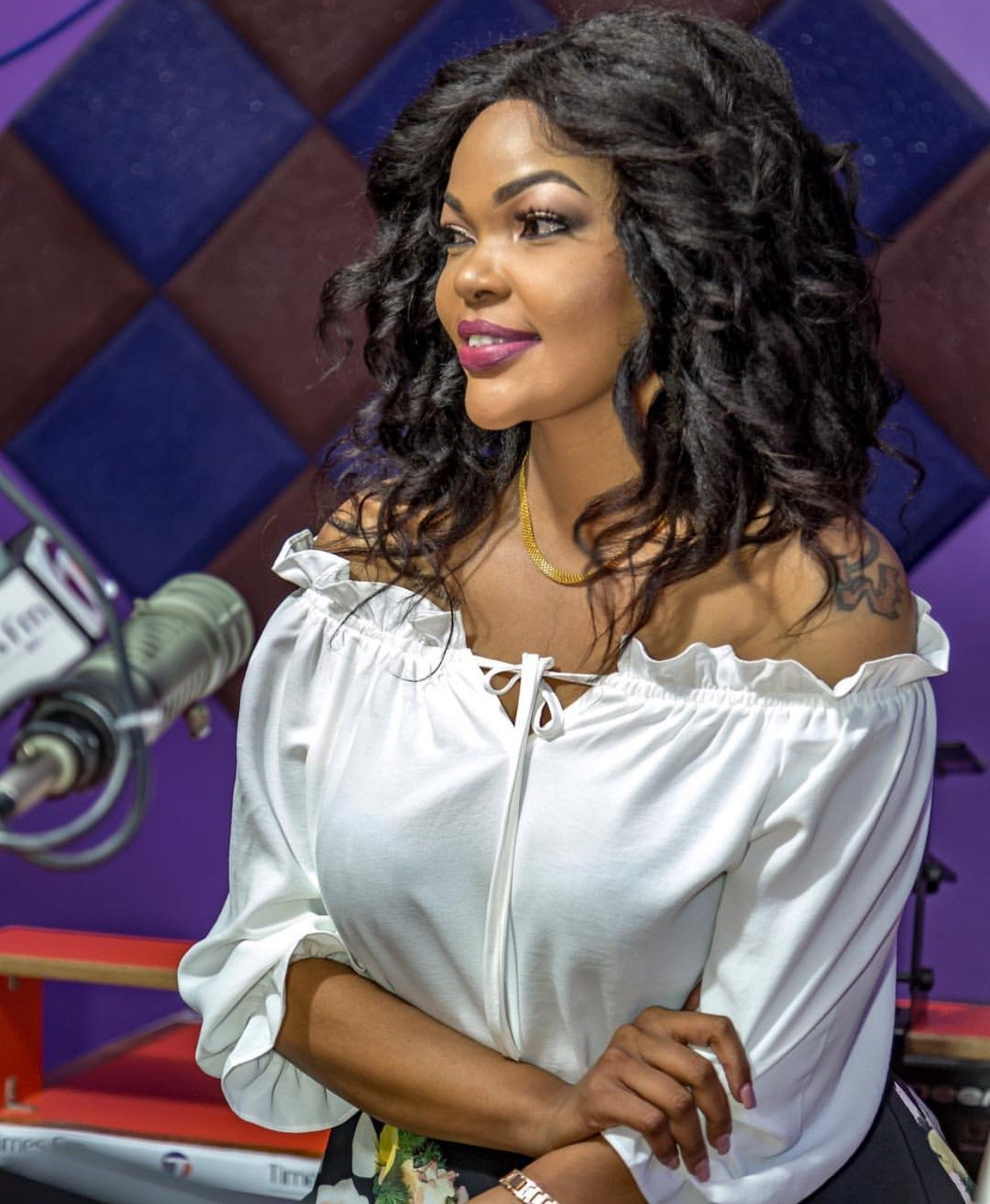 Wema Sepetu looking hotter than ever as she finally turns 30 years