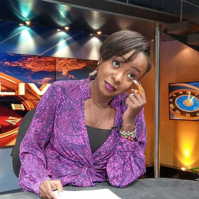 Jacque Maribe confesses driving boyfriend to hospital after he was shot