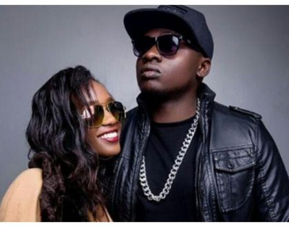 Khaligraph's ex sweetheart Cashy gives birth (Photo)