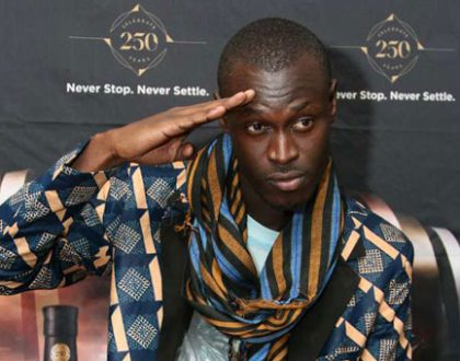 Video: King Kaka given chains worth millions in New York, Set to collabo with top Hollywood comedian
