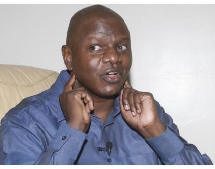 Louis Otieno finally regains his hearing after two agonizing years