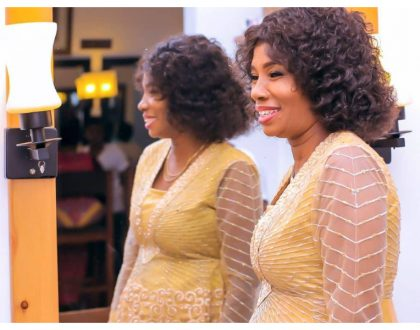 Baby number 3! Diamond's mother speaks of being pregnant