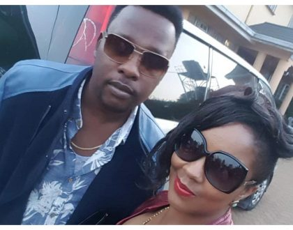 Karma? Lady accused of snatching singer Marya's husband already facing relationships issues