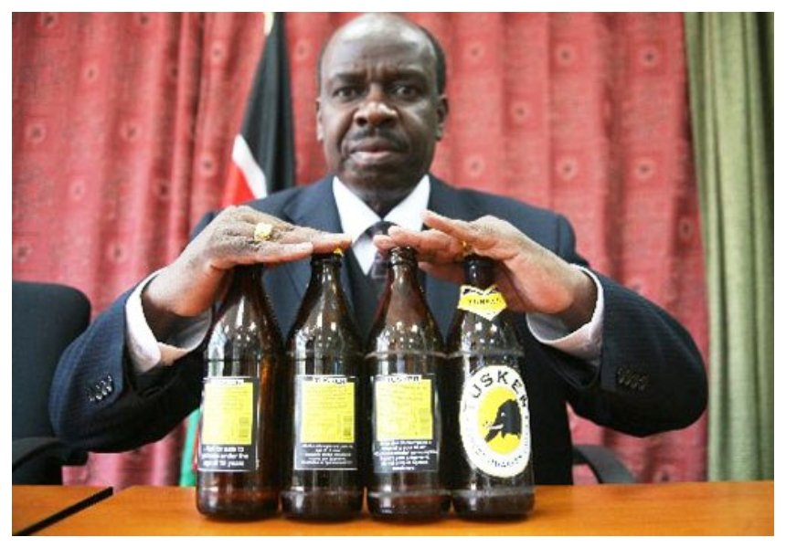 Legalization my foot! Shock to weed smokers as John Mututho comes out strong to oppose legalization of marijuana