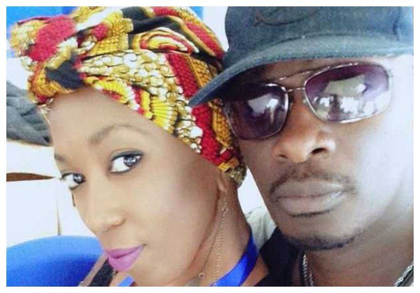 Hilarious! Fans react after Nameless shares a new photo holding his wife's booty