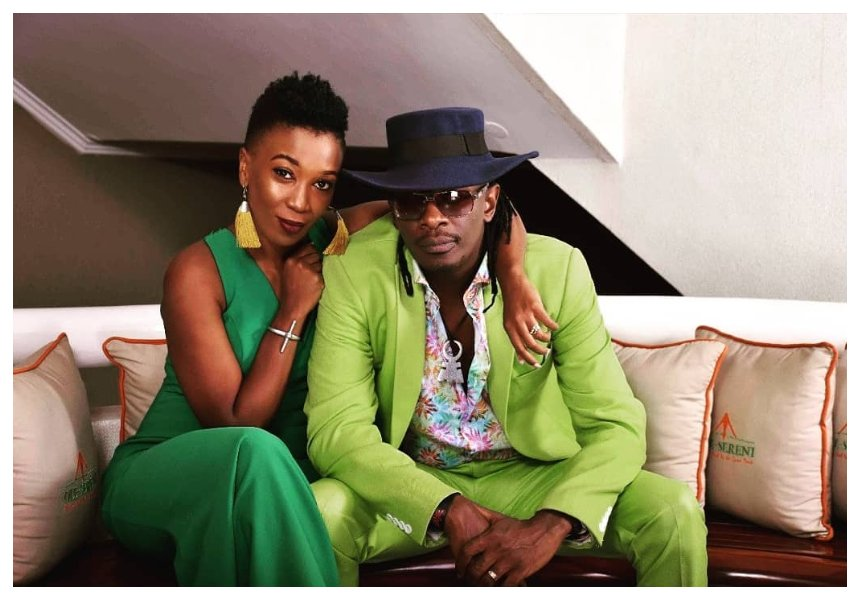 Nameless: I don't really know whether Wahu is pregnant or not