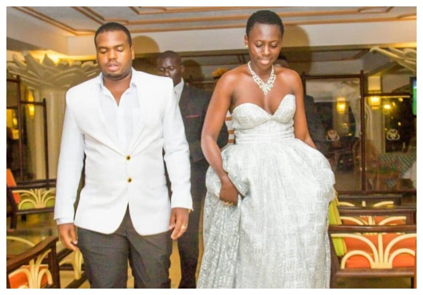 Akothee finally admits Nelly Oaks is just a toyboy as she shares romantic text from mzungu sweetheart