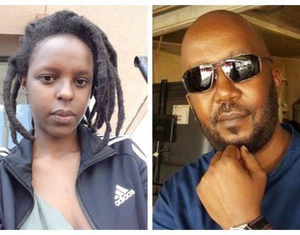 Njambi Koikai lashes out at NRG radio presenter Andrew Kibe