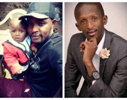 Comedian Njuguna fathered asecret love child?