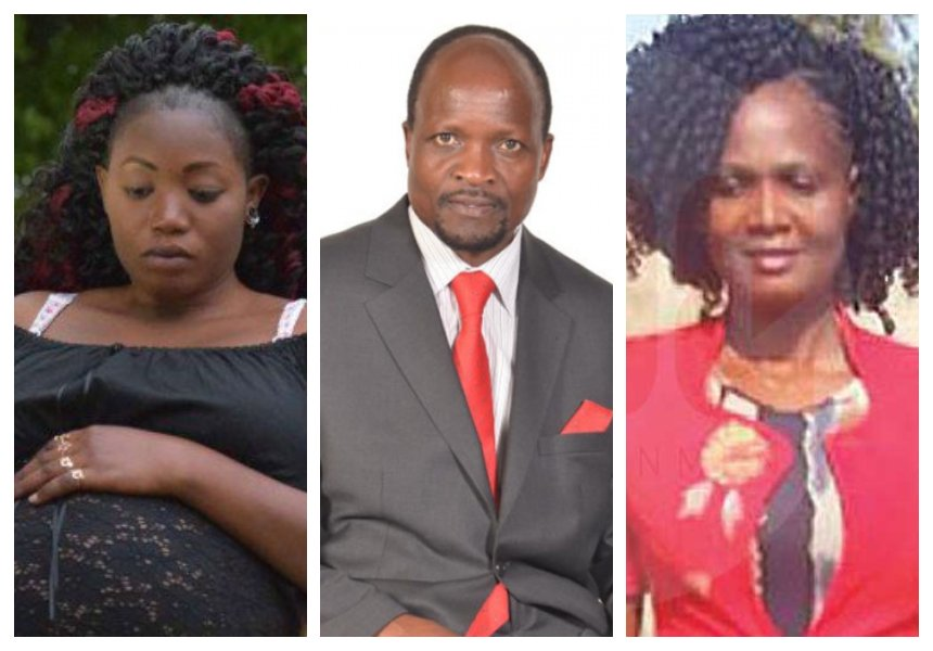 It was Sharon Otieno now sister-in-law! Governor Okoth Obado's secret love affair with his wife's sister exposed