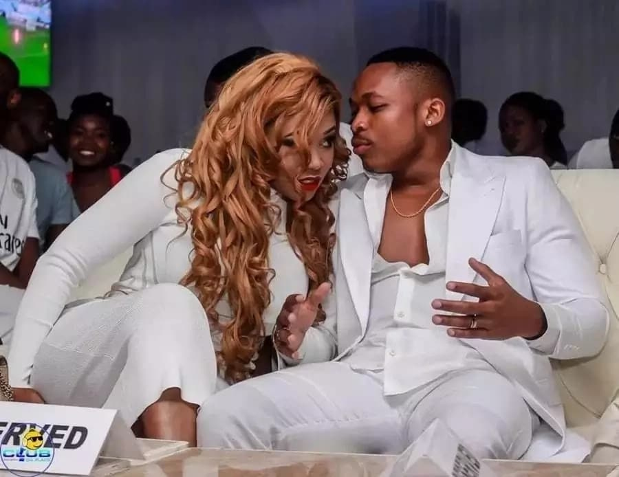 Sources: Otile Brown wrote Vera Sidika's song 'Nalia'