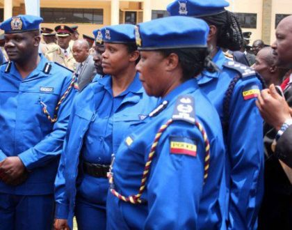 Tanzanians laugh at Kenyans over ugly uniforms after Uhuru unveiled the new Kenya Police uniform