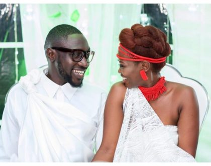 """""""It will be exclusively for family"""" Sauti Sol'sPolycarp Otieno confirms there will be nogatecrashers at his white wedding"""
