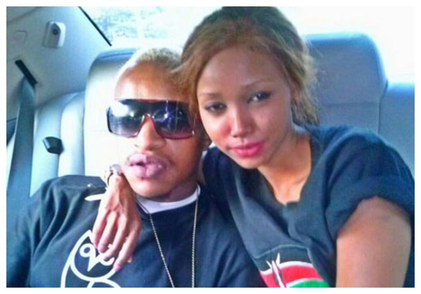 Wish time could be turned back!Huddah Monroe regrets sleeping with Prezzo
