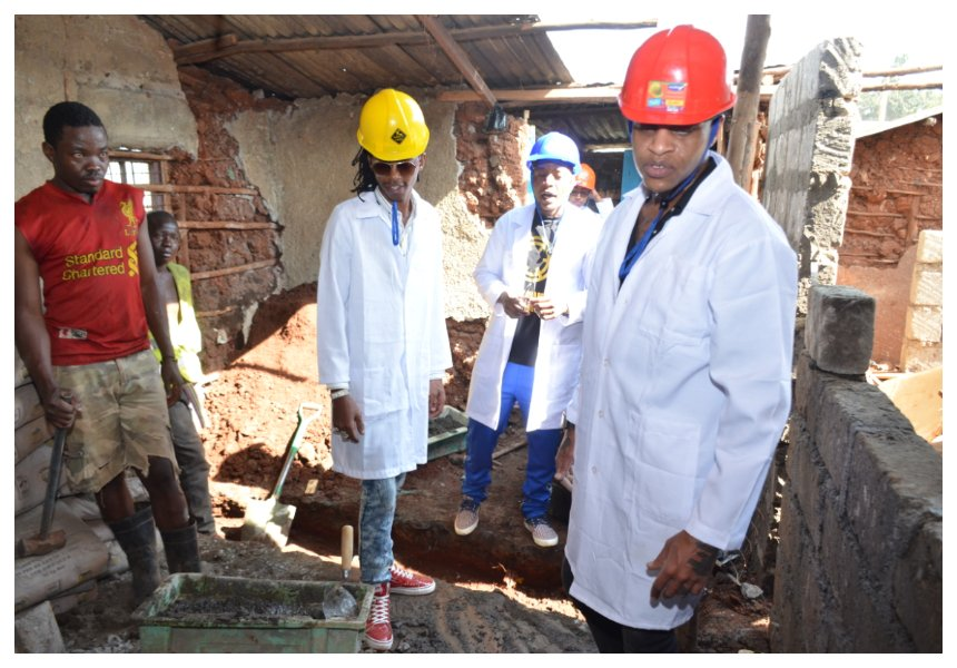 CMB Prezzo and Kompakt Records set to build 16 homes for the poor in Kibera (Photos)