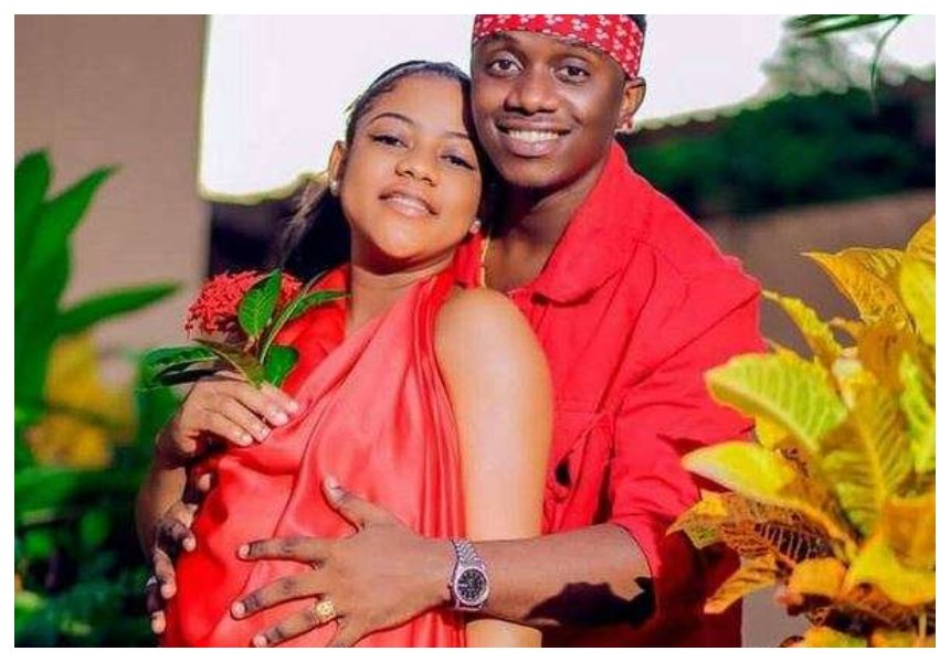 Blessings galore! Rayvanny andFahyma expecting baby number two (Photos)