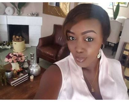 Living like a queen! Inside view of Terryanne Chebet's lavish house (Photos)