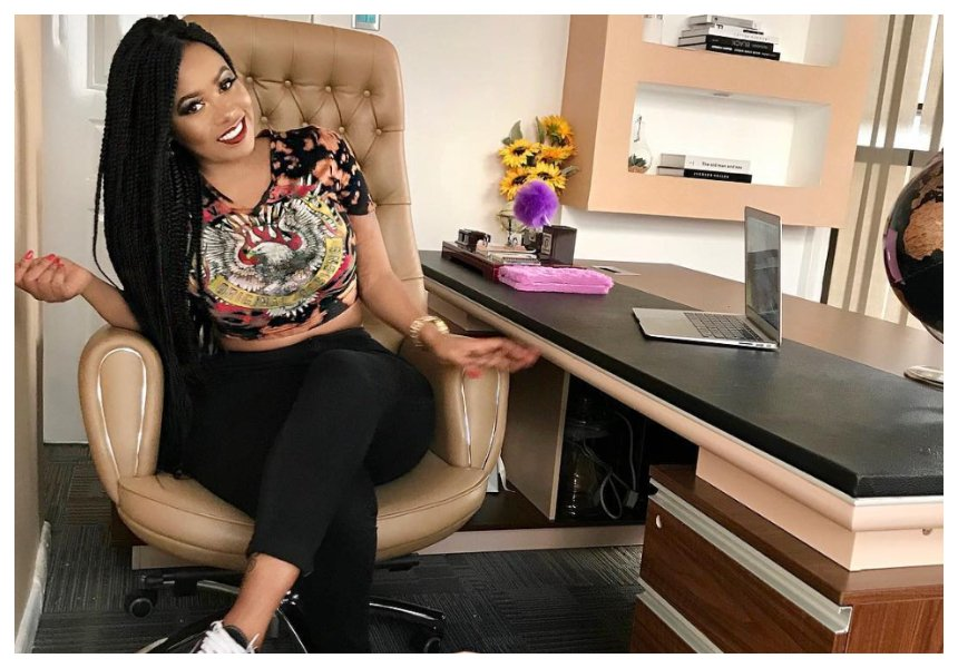 Why Vera Sidika referred to Edgar Obare and his followers as poor and broke keyboard warriors!