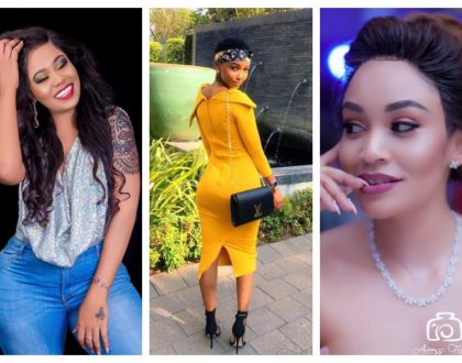 Huddah Monroe trashes Vera Sidika and Zari Hassan after the three are nominated for the same award