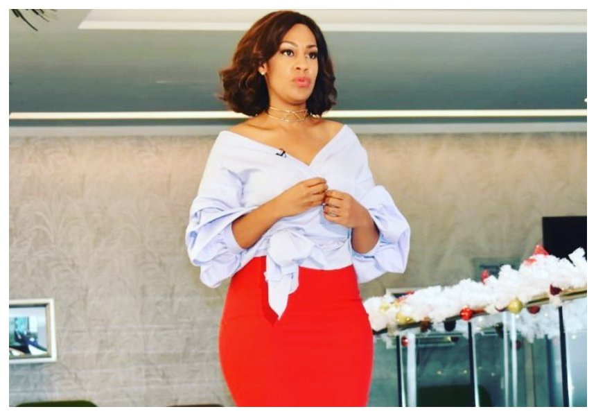 """""""Men don't ask me out on a date"""" Victoria Rubadiri explains why she is still single, describes her ideal man"""