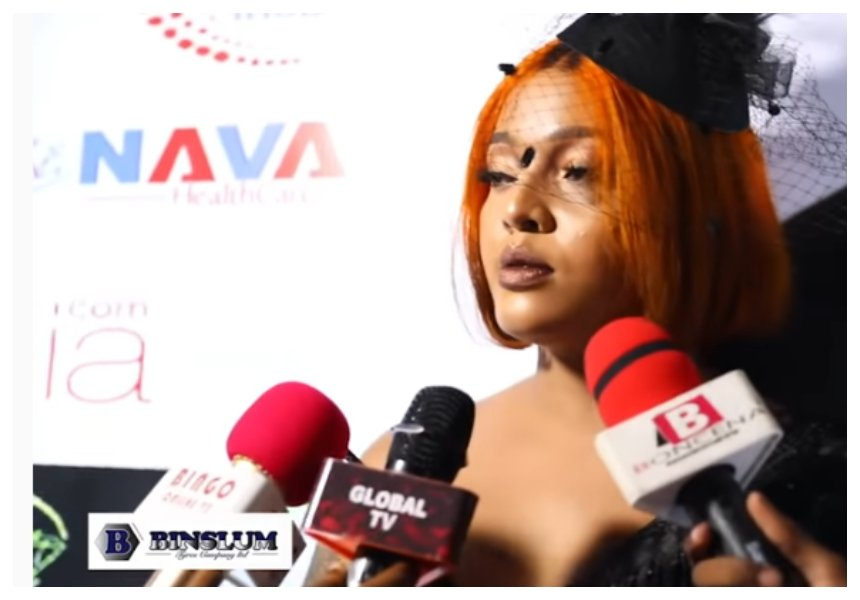 Jacqueline Wolper: Harmonize still loves me and wants me, I try my best to avoid him