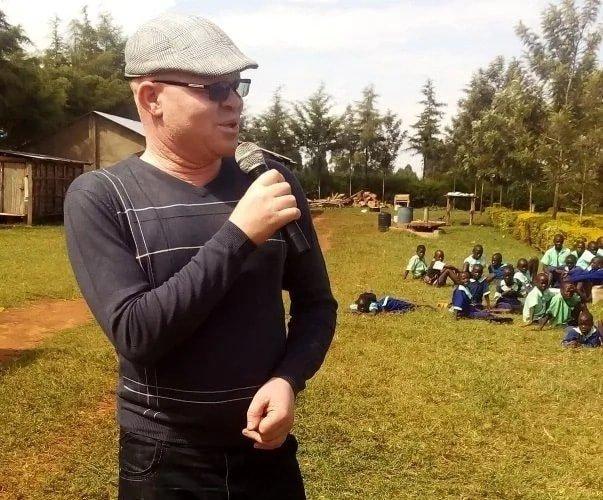 Ndivisi Ward MCA Martin Wanyonyi