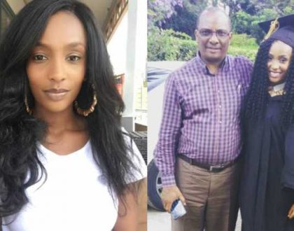 Joyce Maina writes emotional message to late father after his body was found