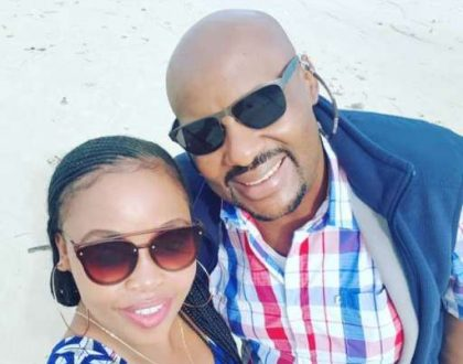 Nairobi Diaries director Janet Mwaluda's hubby laid to rest