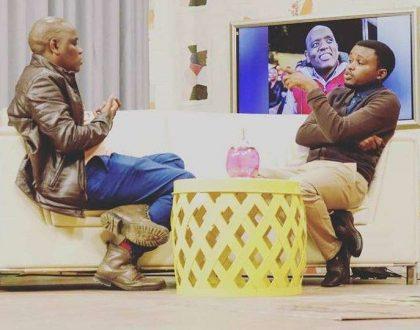 Itumbi: I have no problem with Nyakundi. We even talk