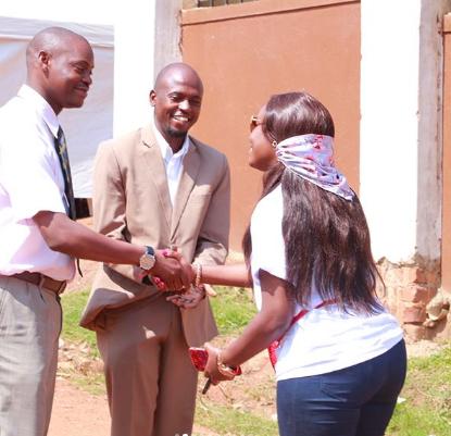 Juliana Kanyomozi celebrates late son's birthday in a special way (photos)
