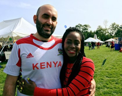 Forget Eric Omondi and Chantel! Meet the new Kenyan-Italian couple spreading love through music