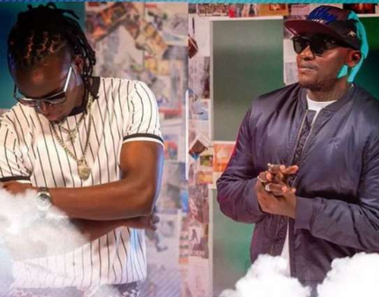 """These two have disappointed us! Khaligraph and Willy Paul anger fans with new collabo """"Bora Uhai"""""""