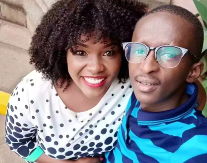 Njugush: My wife stole me from another woman