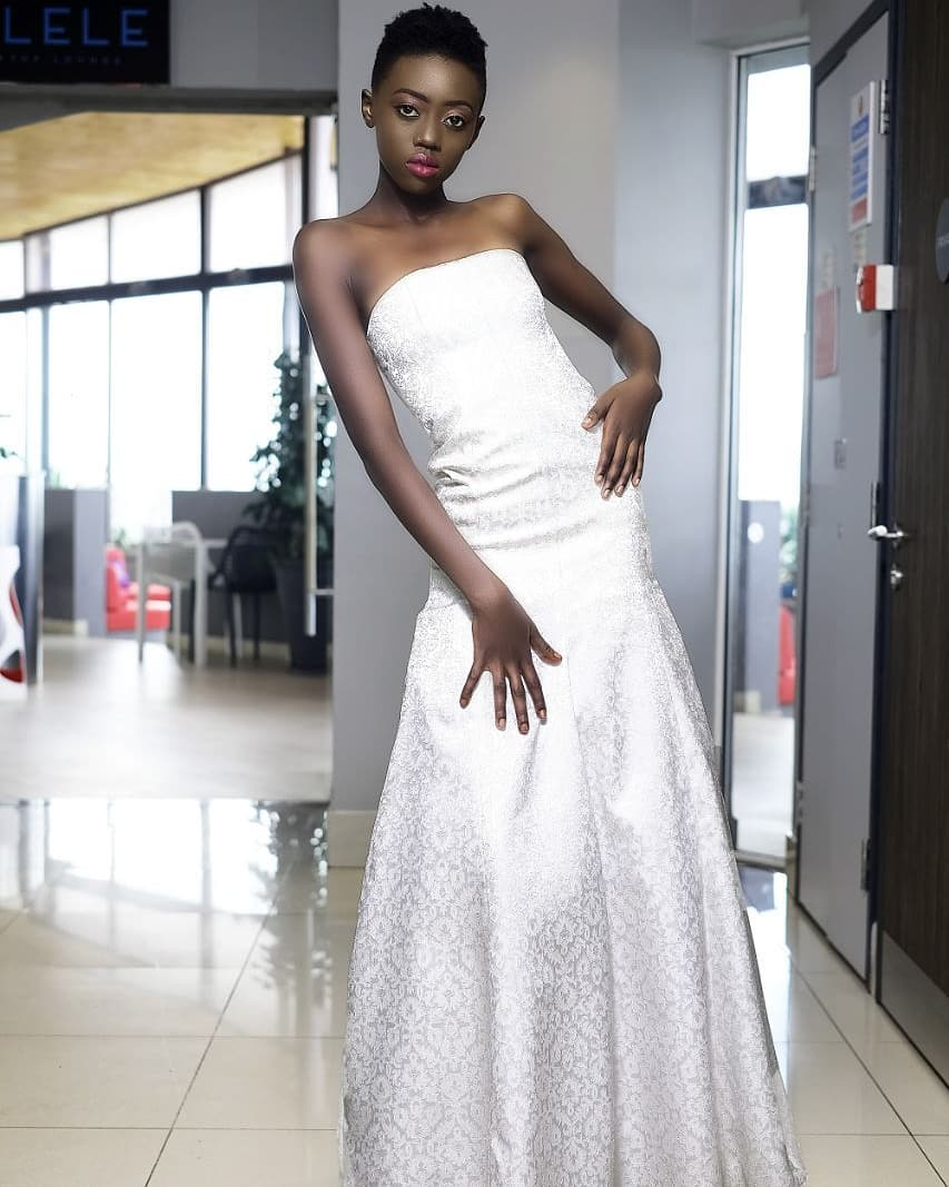 Who's ugly? Akothee's daughter bags yet another beauty contest award