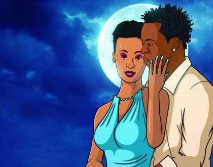 Alimchanganya ama? Kenyans are sure cartoon character in Alaine's new song is Pozze