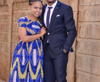 Size 8 and DJ Mo mark 5 years of marriage with sweet message